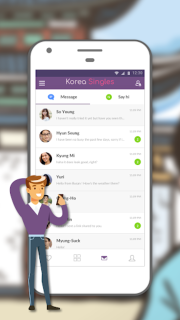 Korean Singles- Online Dating App to Date Koreans screenshot 4