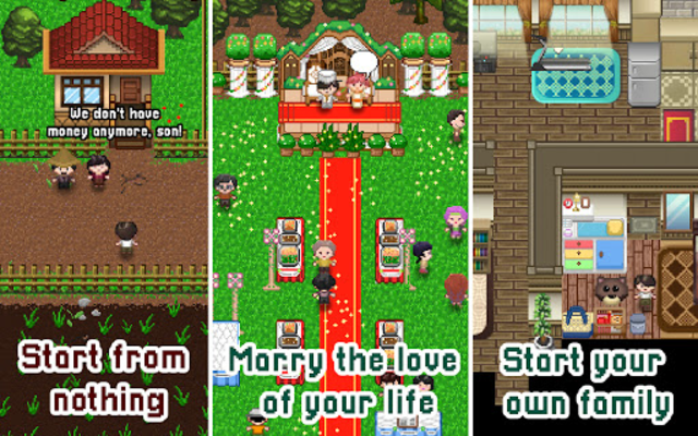 Citampi Stories: Offline Love and Life Sim RPG screenshot 3
