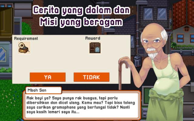 Citampi Stories: Offline Love and Life Sim RPG screenshot 14