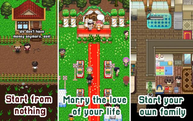 Citampi Stories: Offline Love and Life Sim RPG screenshot 19
