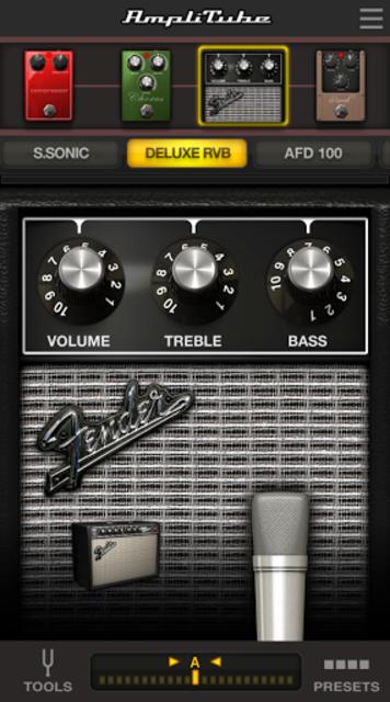 AmpliTube UA screenshot 5