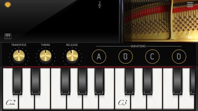 iGrand Piano screenshot 2