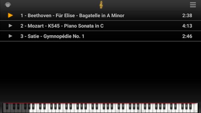 iGrand Piano screenshot 3