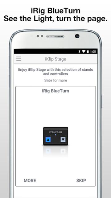 iKlip Stage screenshot 2