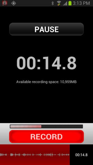 iRig Recorder FREE screenshot 2