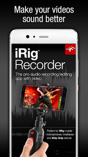 iRig Recorder 3 screenshot 1