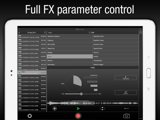 iRig Recorder 3 screenshot 10