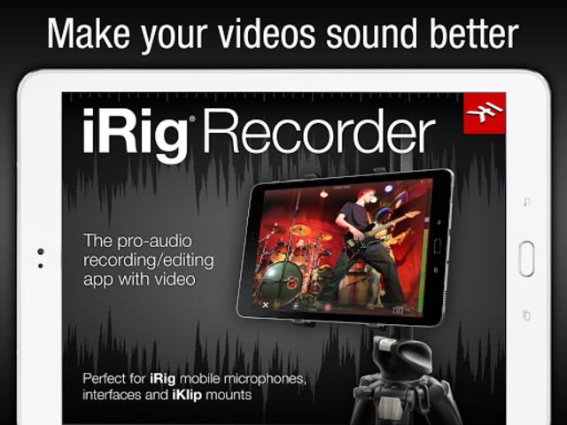 iRig Recorder 3 screenshot 11
