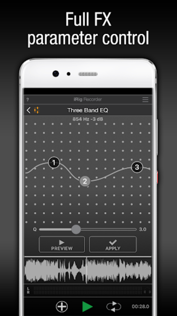iRig Recorder 3 screenshot 5