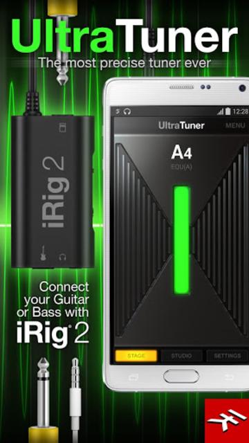 UltraTuner - Chromatic Tuner screenshot 2