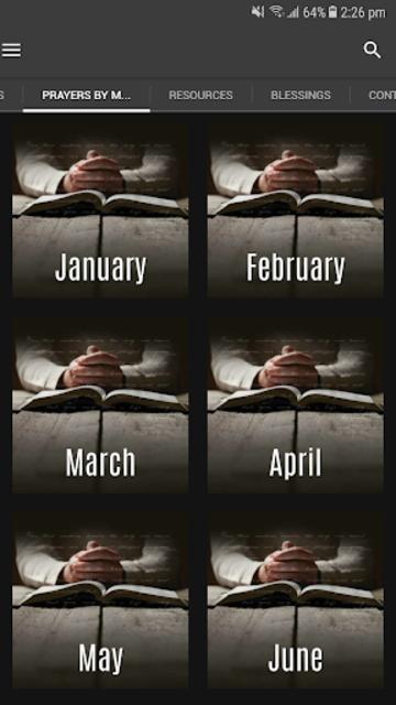 Bible Praying screenshot 3