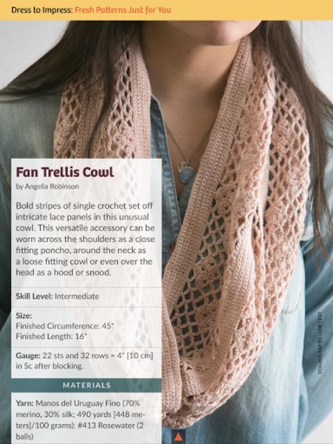 I Like Crochet screenshot 7