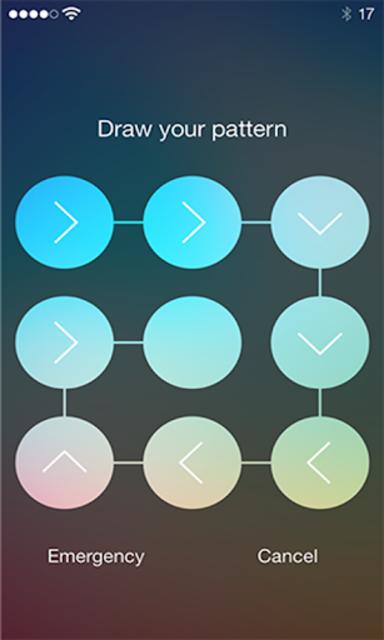 Phone 7 Lock Screen screenshot 3