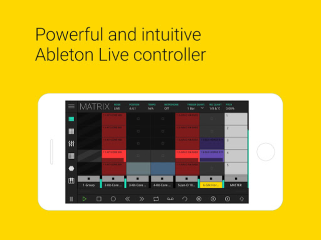 LK - Ableton & Midi Control screenshot 1
