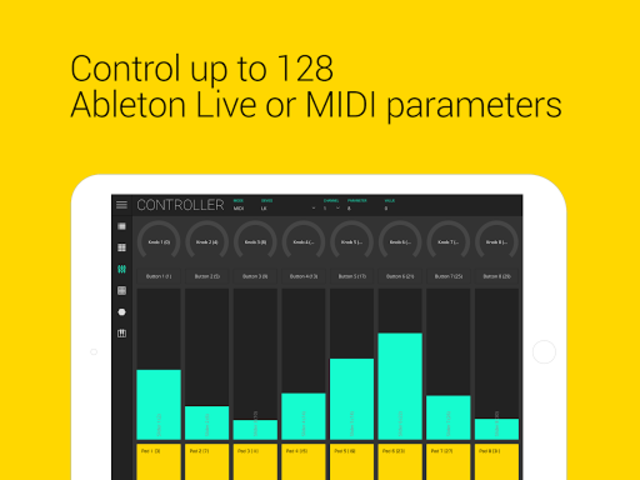 LK - Ableton & Midi Control screenshot 8