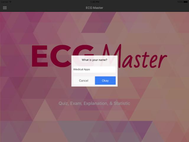 ECG Master: Quiz & Explanation screenshot 6