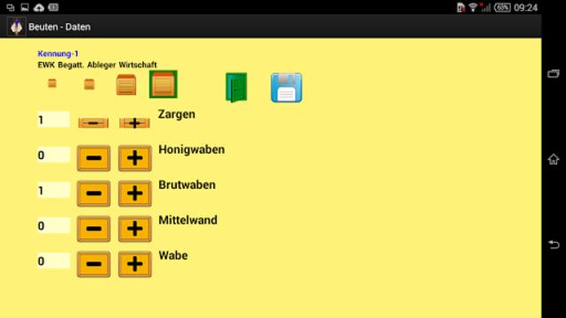 Imker-App-Pro screenshot 9