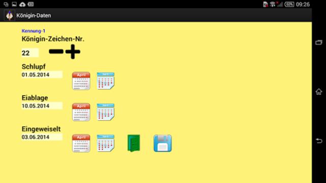 Imker-App-Pro screenshot 11