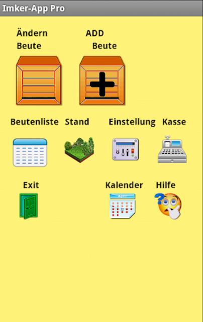Imker-App-Pro screenshot 1