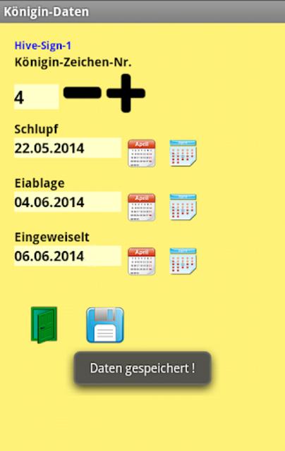 Imker-App-Pro screenshot 5