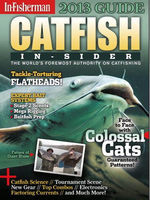 In-Fisherman Catfish Guide screenshot 1