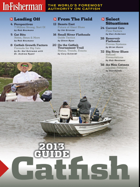 In-Fisherman Catfish Guide screenshot 3