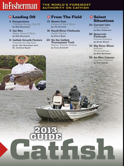 In-Fisherman Catfish Guide screenshot 8