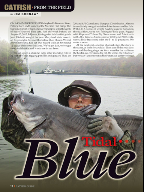 In-Fisherman Catfish Guide screenshot 10