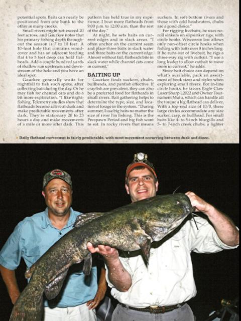 In-Fisherman Catfish Guide screenshot 11