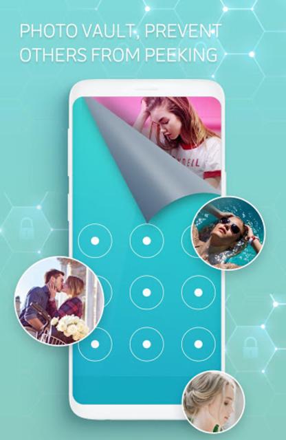 Applock-Fingerprint,Fake cover,Ulock theme screenshot 2