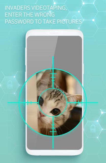 Applock-Fingerprint,Fake cover,Ulock theme screenshot 3