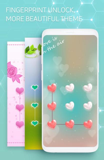 Applock-Fingerprint,Fake cover,Ulock theme screenshot 4