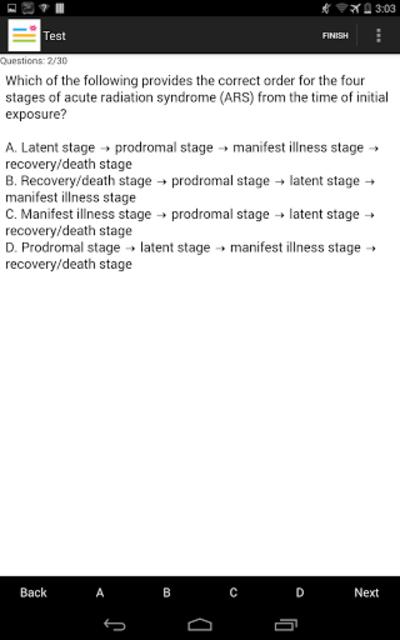 CCRN Test Review screenshot 7
