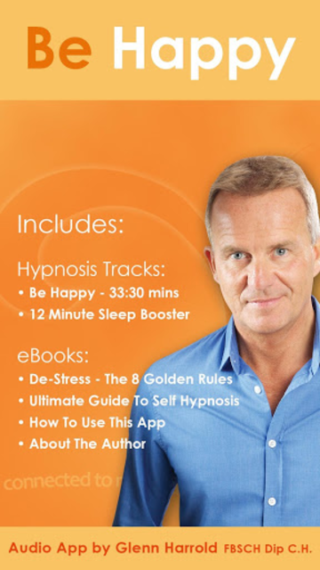 Be Happy - Hypnosis & Relaxation for Happiness screenshot 1