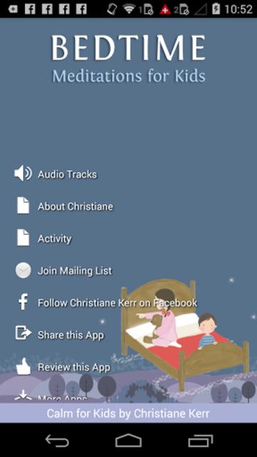 Bedtime Sleep Meditations for Children & Kids screenshot 2