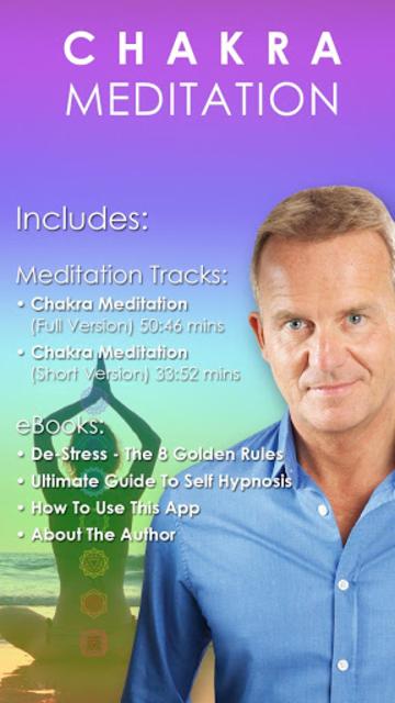 Chakra Healing Meditation for Spiritual Peace screenshot 1