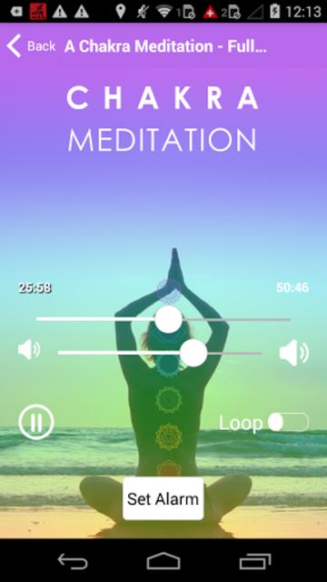Chakra Healing Meditation for Spiritual Peace screenshot 2