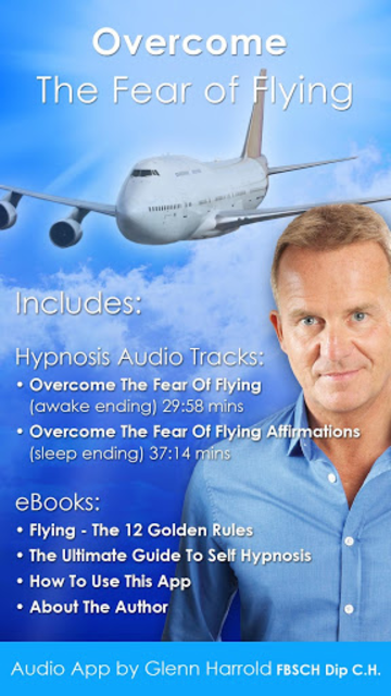 Fear of Flying - Hypnotherapy for Aerophobia screenshot 1