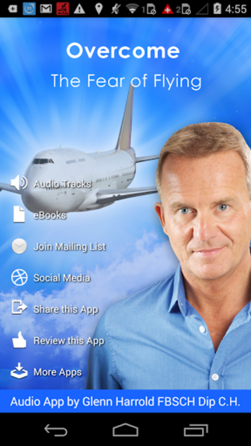 Fear of Flying - Hypnotherapy for Aerophobia screenshot 2