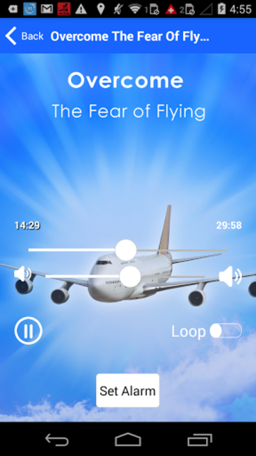 Fear of Flying - Hypnotherapy for Aerophobia screenshot 3