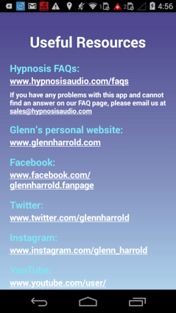 Fear of Flying - Hypnotherapy for Aerophobia screenshot 7