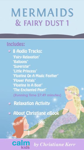 Mermaids Children's / Kids Relax Meditations 1 screenshot 1