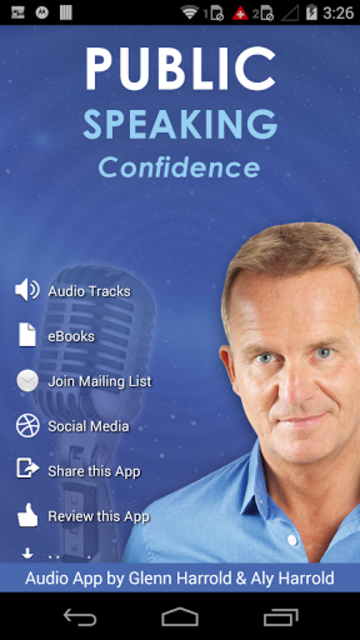 Public Speaking Confidence - Hypnosis for Speeches screenshot 2
