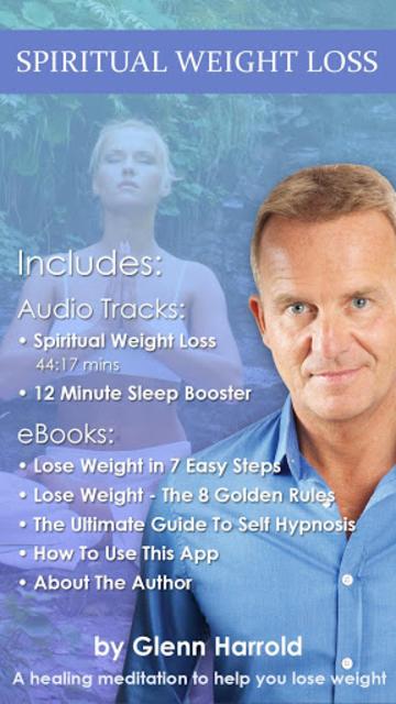 Spiritual Weight Loss - Deep Clearing Meditation screenshot 1