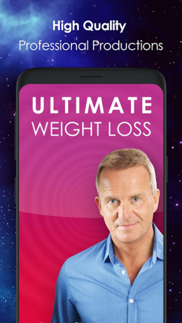 Ultimate Weight Loss - Hypnosis and Motivation screenshot 1