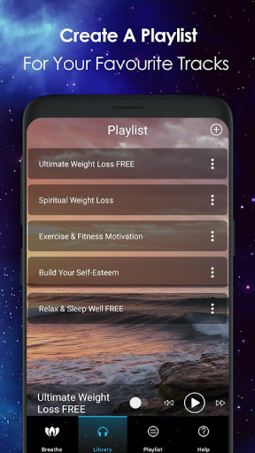 Ultimate Weight Loss - Hypnosis and Motivation screenshot 7