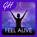 Icon for Feel Alive Now! Motivational Hypnosis Affirmations