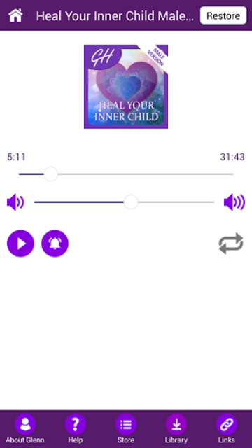 Heal Your Inner Child - Spiritual Meditation screenshot 7
