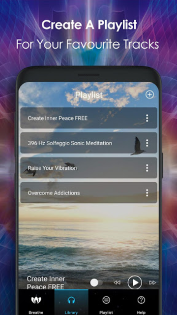 Create Inner Peace - Hypnosis & Meditation screenshot 7