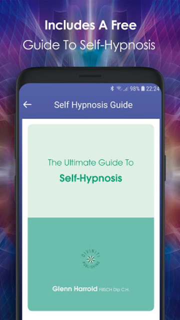 Create Inner Peace - Hypnosis & Meditation screenshot 8